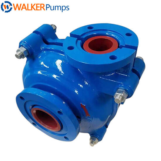 1.5X1B AH slurry pumps walker