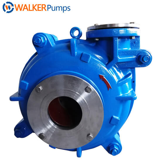 14X12 ah slurry pumps