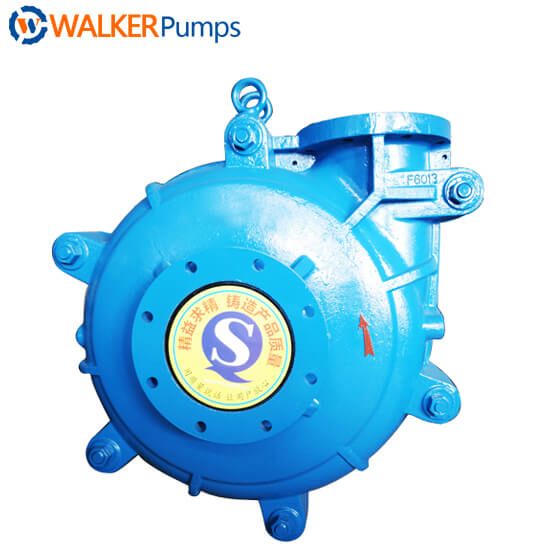 18x16 ahr rubber slurry pumps