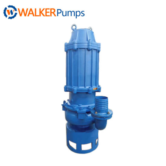 250TJQ Submersible Sludge Pump