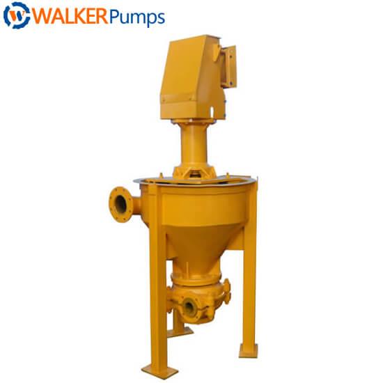 2Q-AF Vertical Froth Pump walker