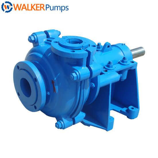 2X1.5B AH slurry pumps china
