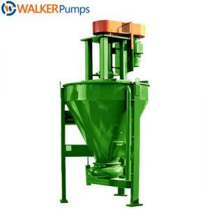 3QV-AF Vertical Froth Pump