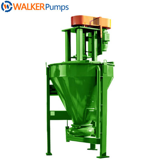 3QV-AF Vertical Froth Pump china