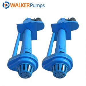 40PV-SP Vertical Slurry Pump