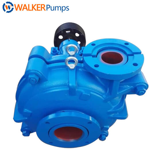 4x3D AH Slurry Pump walker