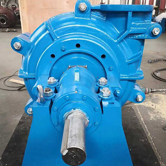 4x3D AH pump china