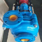 4x3D slurry pump walker