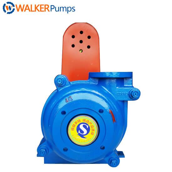 4x3d ahr rubber slurry pumps