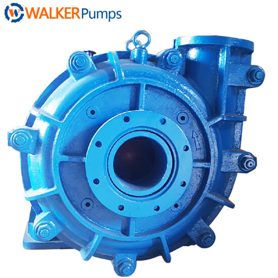 6×14 ah slurry pumps