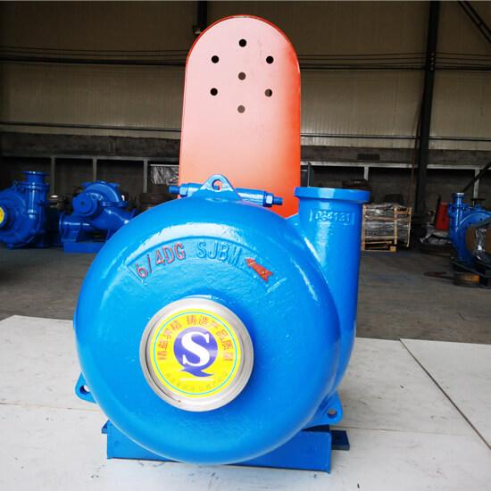 6x4D-G Sand Pump