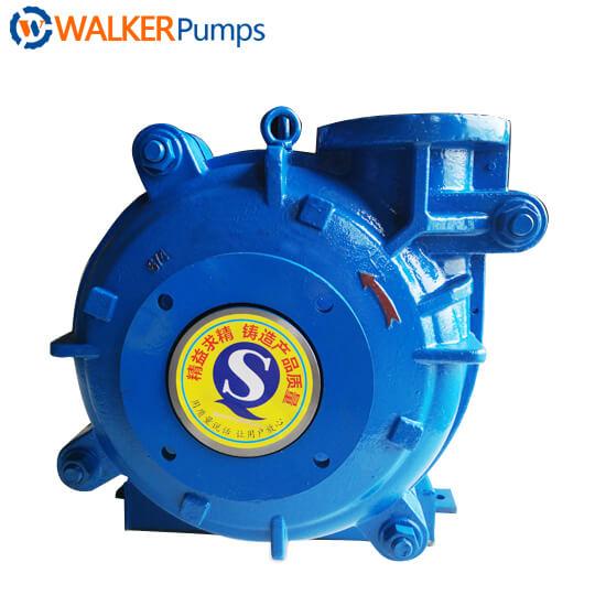 6x4e ahr rubber slurry pumps