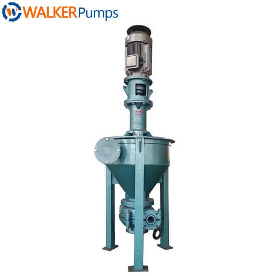 8SV-AF Vertical Forth Sluury Pump walker