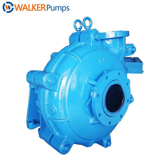 8x6e ah slurry pumps