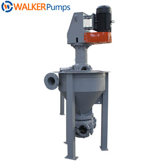 AFR Rubber Froth Pump walker