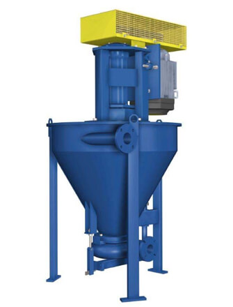 Froth Slurry Pumps