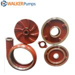 Metal Lined Slurry Pump Parts walker