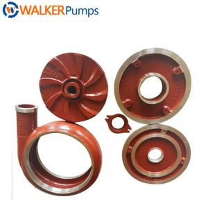 Metal Lined Slurry Pump Parts