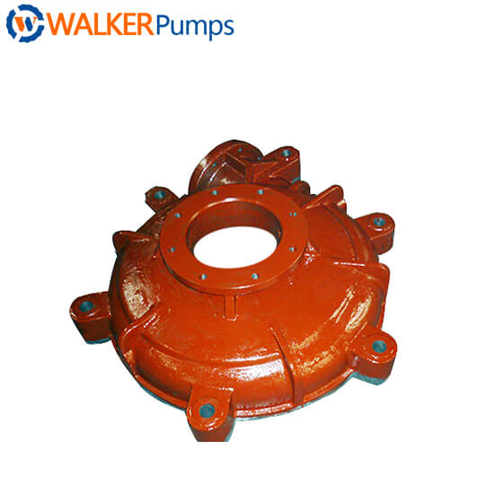 Slurry Pump Cover Plate walker china