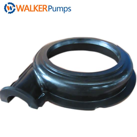 Slurry Pump Rubber Lined Parts