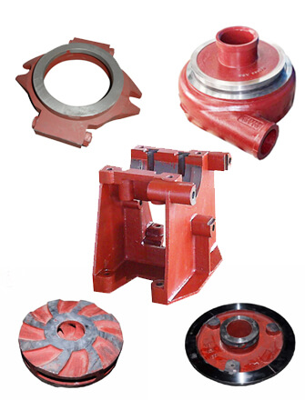 Slurry Pumps Parts