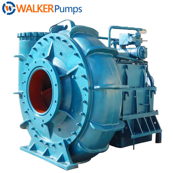 WN1000 River Dredge Pump china
