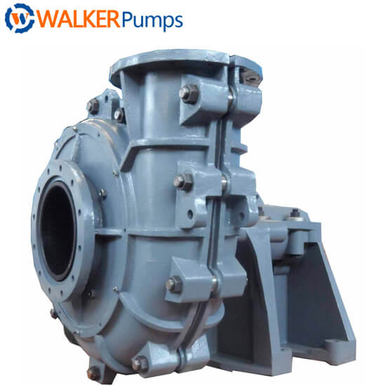 WN600 Suction Dredge Pump walker