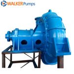 WNQ Submerged Dredge Pump walker