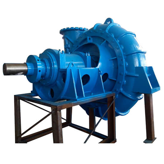 WNQ Submerged Dredge Pumps