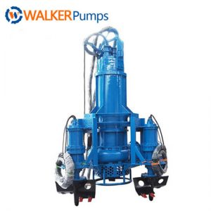 100ZJQ Submersible Slurry Pump