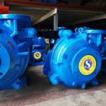 ah slurry pump workshop walker