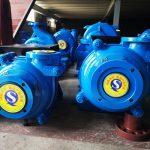 ah slurry pump workshops