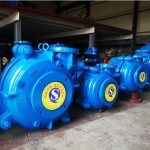 ahr rubber slurry pump factory