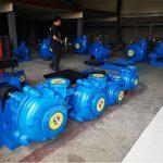 ahr rubber slurry pumps manufacturer