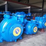 ahr rubber slurry pumps manufacturers