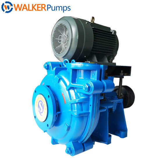 ahr rubber types slurry pumps walker