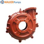 walker Slurry Pump Frame Plate