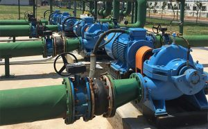 Walker Pumps for Shuiyindong Gold Mine