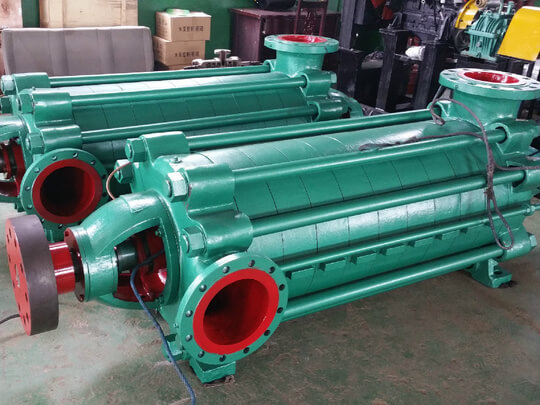 D Multistage Centrifugal Pump for sale