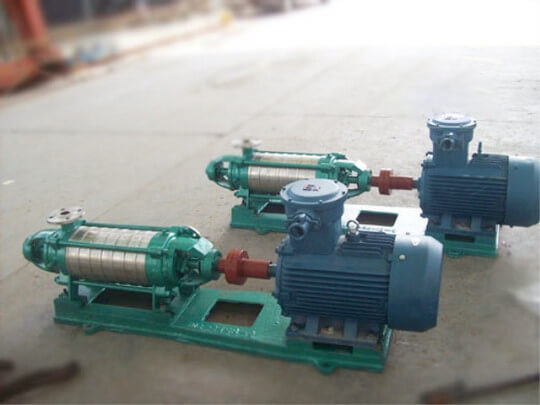 DF Multistage Water Pump