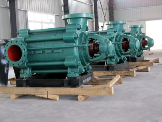 MD Horizontal Multistage Pumps