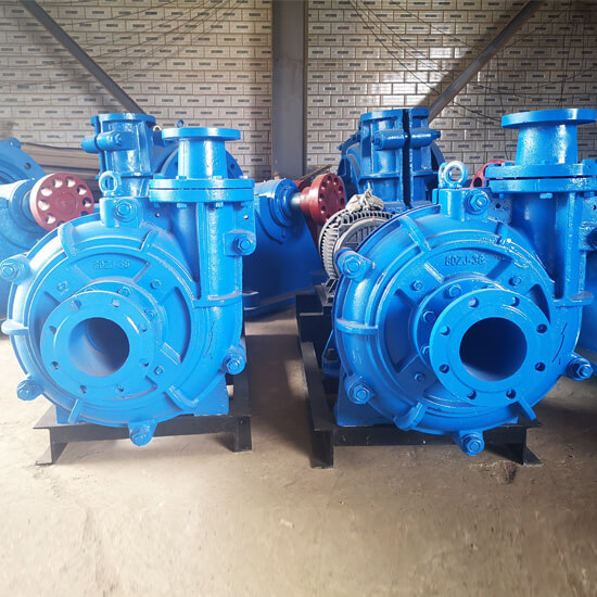 ZJ SLURRY PUMPS WALKER