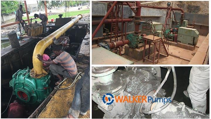 slurry pump applications