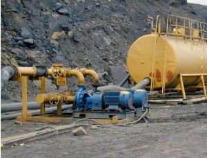 slurry pump apply in ore-dressing plant