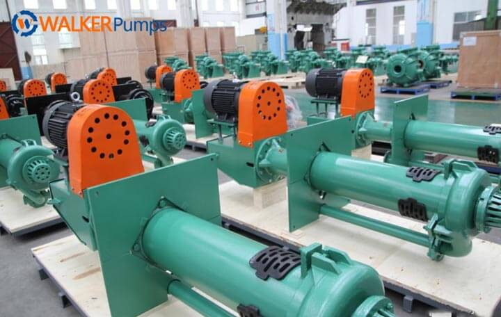 slurry pump selecting