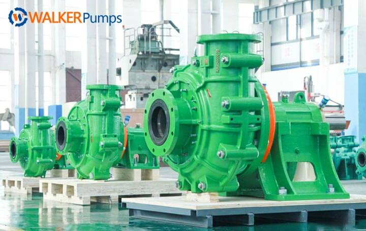 slurry pump selection