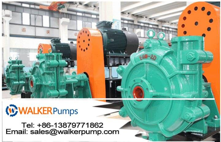 slurry pumps applications