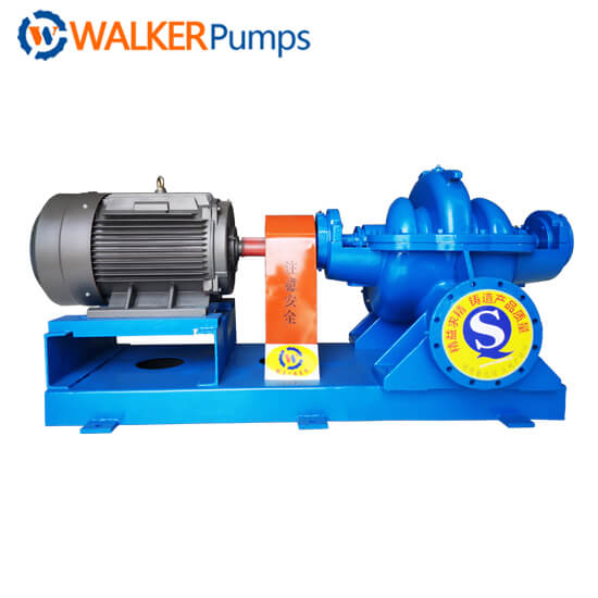 walker double suction pump 300S-90