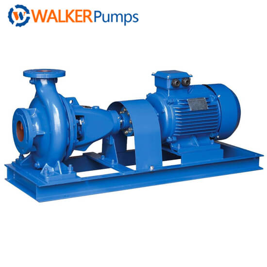 walker single stage pump 100-80-125