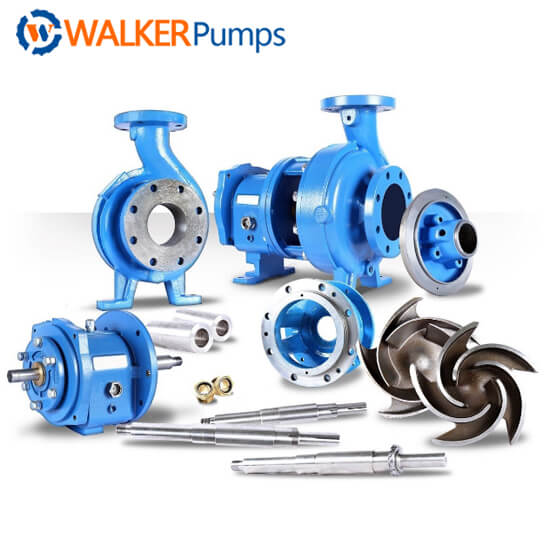walker single suction pump part